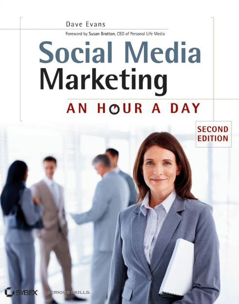 Social Media Marketing an Hour a Day1 7 libros de Redes Sociales de 2012 que no pueden faltar en tu biblioteca