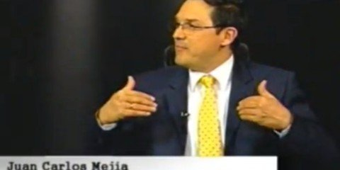 Hablando de Inbound Marketing en el programa de TV Negocios en Telemedellín