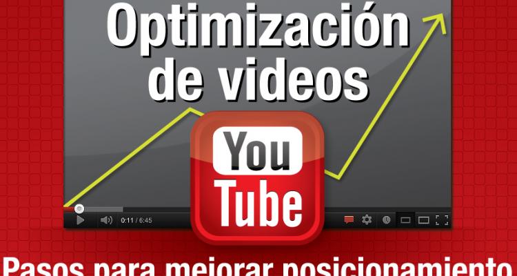 Optimización SEO de videos Infografía en español