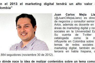 Hablando de Marketing Digital, Redes Sociales y Twitter