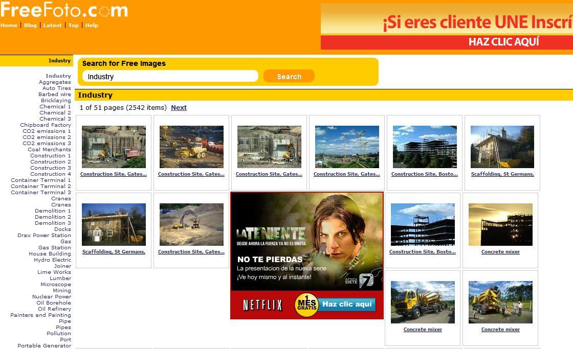 FreeFoto JuanCMejia Los mejores 16 sitios con fotos e imágenes gratis para usar en el blog, Facebook, Google+ y otros