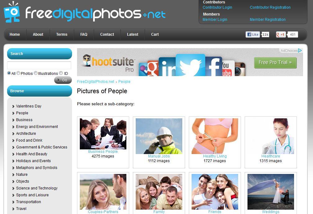 Freedigitalphotos JuanCMejia Los mejores 16 sitios con fotos e imágenes gratis para usar en el blog, Facebook, Google+ y otros