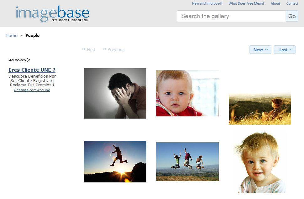 Imagebase JuanCMejia Los mejores 16 sitios con fotos e imágenes gratis para usar en el blog, Facebook, Google+ y otros