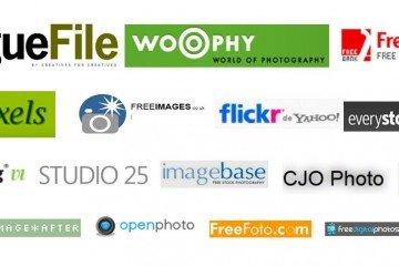 Los mejores 16 sitios con fotos gratis para usar en los blogs y las redes sociales indispensables para el Community Manager