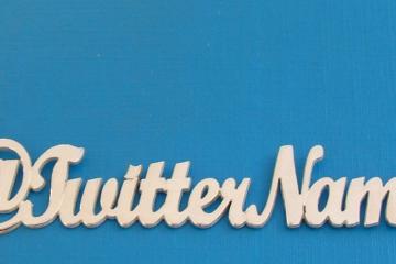 Qué debes evitar al elegir tu usuario de Twitter