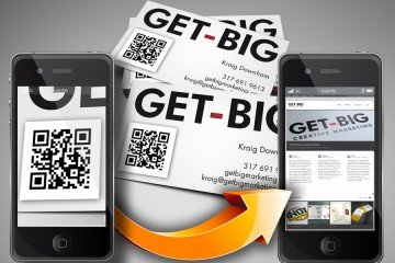 Importancia código QR Marketing Móvil