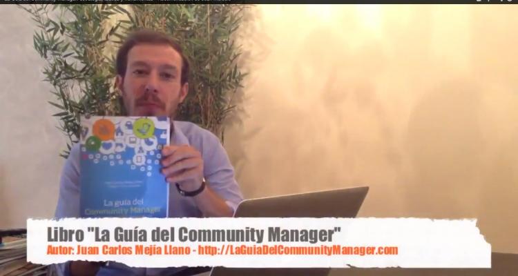 La Guia del Community Manager - Recomendacion de Juan Merodio