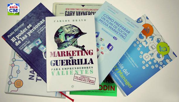 La guía del Community Manager entre los mejores libros de Marketing Digital de acuerdo con AulaCM