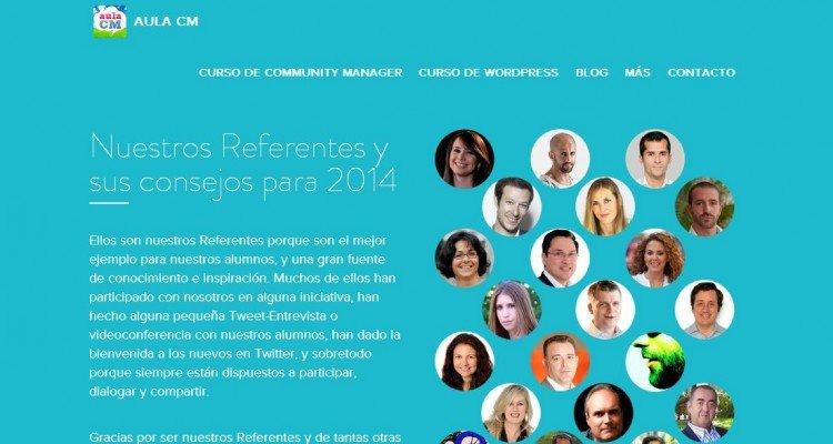 Juan Carlos Mejía Llano en como referente en artículo de AulaCM