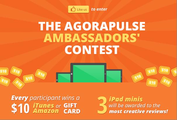 Concurso AgoraPulse