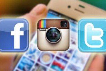 Facebook vs Twitter vs Instagam