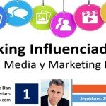 Ranking influenciadores Social Media y Marketing Digital