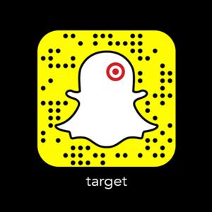 Target Codigo Snapchat