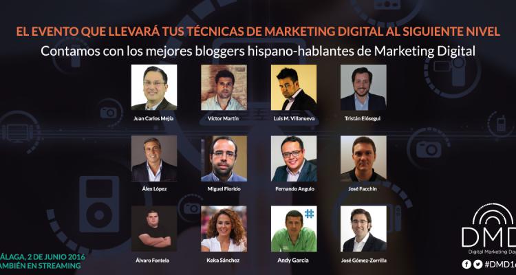 Digital Marketing Day 2016 Malaga