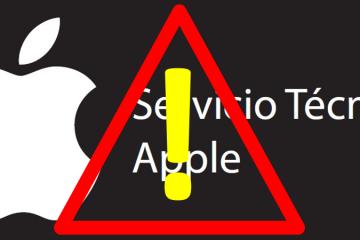 Soporte técnico de Apple pésimo e irresponsable
